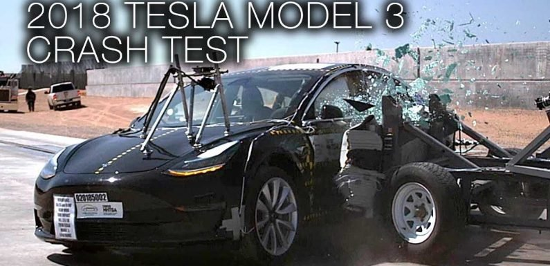 Opinion: Tesla Should Claim Model 3 Is Safest Car Ever Tested By NHTSA