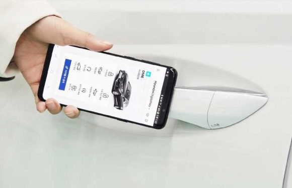Hyundai Is The Latest Automaker to Experiment With Smartphone-Based 'Digital Key'
