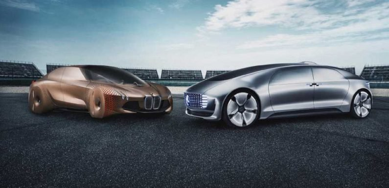 BMW and Daimler Will Combine Forces to Develop Autonomous-Driving Tech