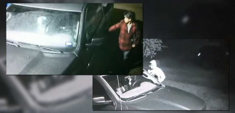 Video: Man Arrested For Repeatedly Stealing and Returning Elderly Couple's Van