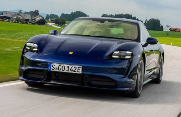 2020 Porsche Taycan Turbo S: The 750-HP Electric Car Review