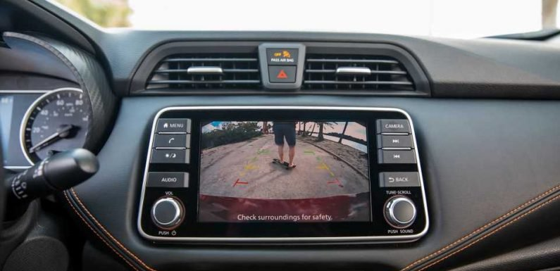 Nissan recalls 1.2 million new vehicles for faulty rearview cameras