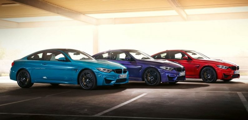 BMW M4 Edition ///M Heritage revealed – only 750 units
