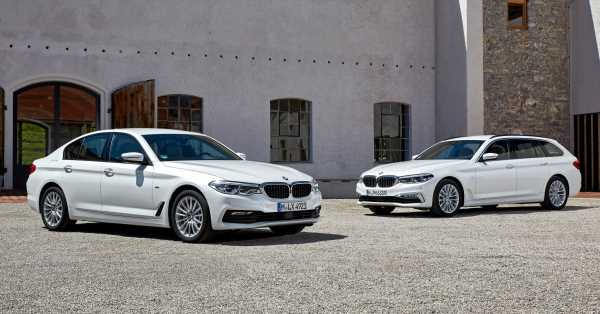 G30 BMW 5 Series diesel gains 48V mild hybrid tech