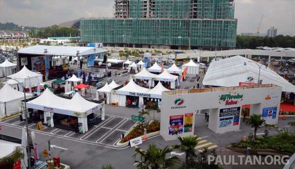 MYPerodua Nation carnival in Setia City next weekend