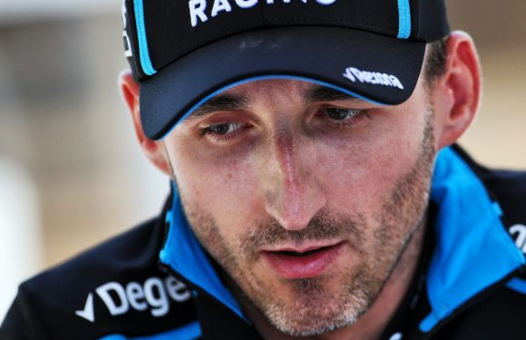 Robert Kubica: I haven't really raced in F1 since 2010