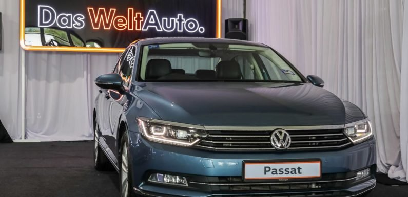 Das WeltAuto, VW Malaysia's pre-owned arm launched