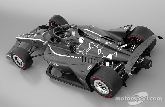 Driver line-ups set for early IndyCar aeroscreen tests
