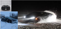 Snow-Loving Canadian Dailies His $235,000 Lamborghini Huracan in the Dead of Winter