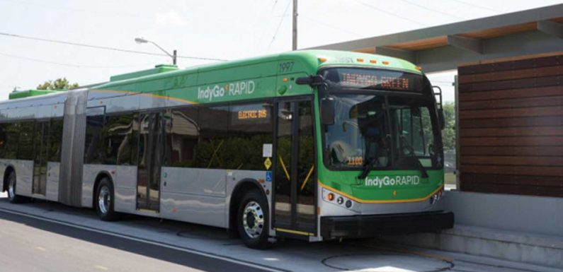 IndyGo Launches U.S.' First Electric Bus Rapid Transit With BYD K11