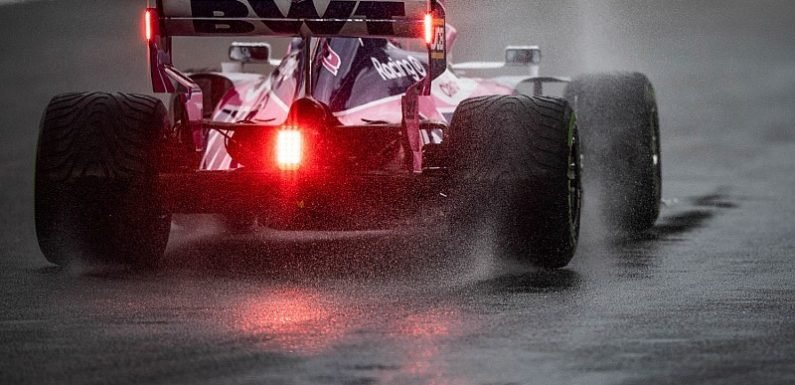 F1 drivers unimpressed with 'shocking' wet tyres