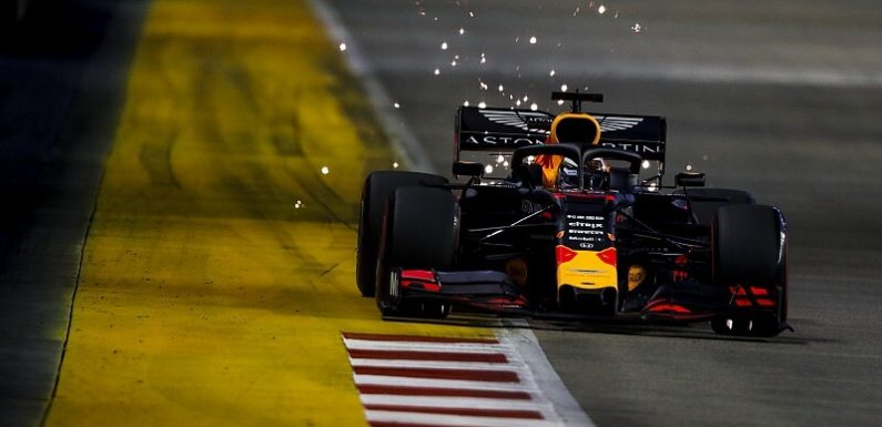 Verstappen lacks the 'speed to attack' in Singapore