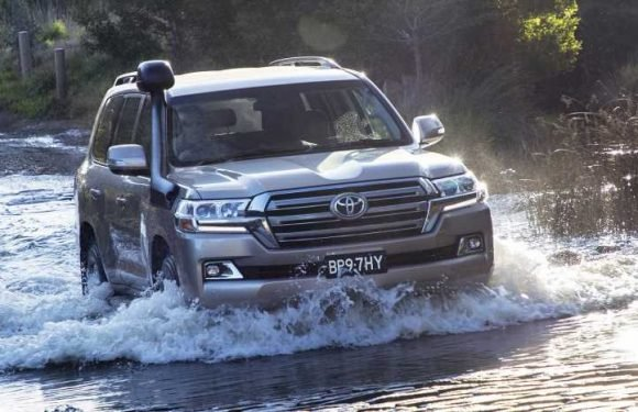 Toyota Has Sold 10 Million Land Cruisers