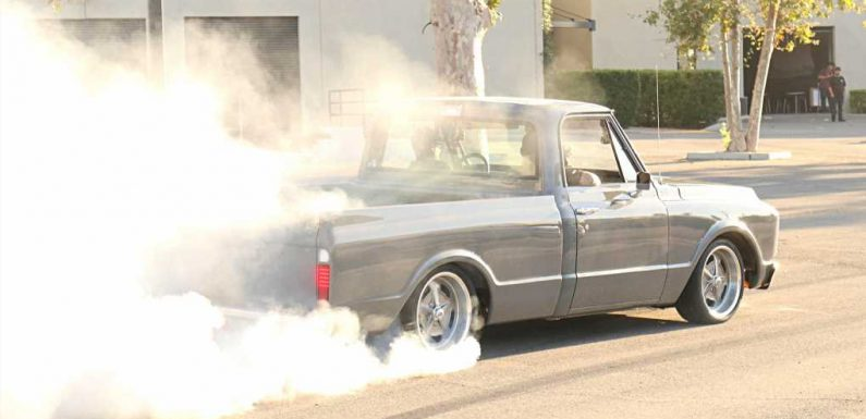 The United Pacific Week to Wicked 1971 C10 Presented by Classic Performance Products
