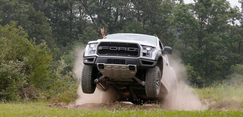 Shelby-Powered Ford Raptor in the Works With GT500 Mustang's Supercharged V-8: Report