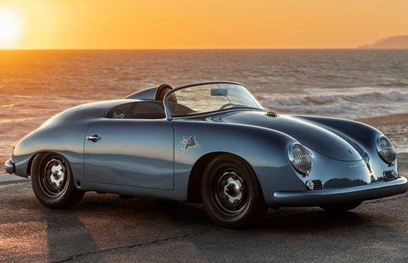 1959 Porsche 356 Speedster By Emroy Motorsport Is Retro Perfection