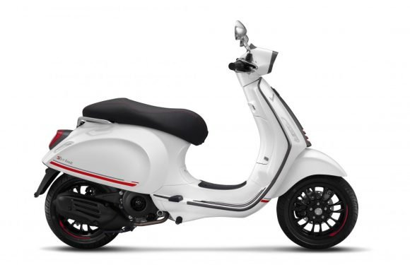 2019 Vespa Sprint Carbon now in Malaysia, RM19,000
