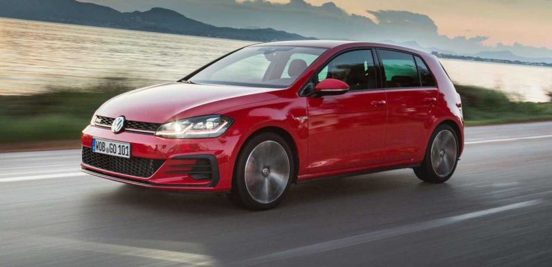 Volkswagen Golf GTI Sees $1,025 Price Bump For 2020
