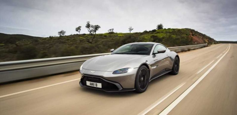 Aston Martin Vantage Roadster 'Is Ready and Waiting,' Claims Brand Executive