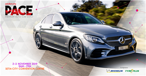 PACE 2019 – enjoy exclusive deals on all Mercedes-Benz models and test drives with Hap Seng Star