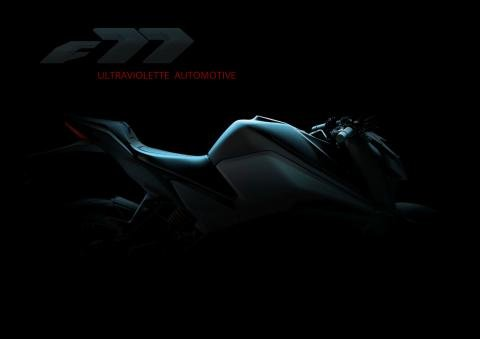 Ultraviolette F77 e-bike to be unveiled on November 13, 2019