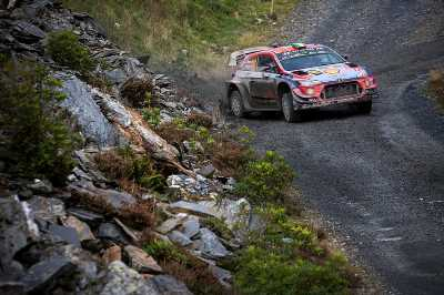Hyundai to 'look at big picture' in deciding Breen's future