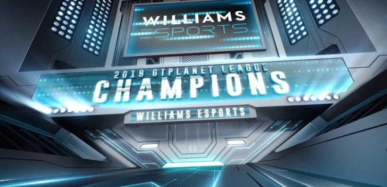 Williams Crowned as the First GTPlanet League Champion