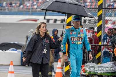 NASCAR Cup race at Talladega postponed to Monday