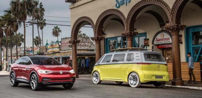 VW Wants to Sell 22 Million EVs in 10 Years, Will Launch 70 New Models by 2028