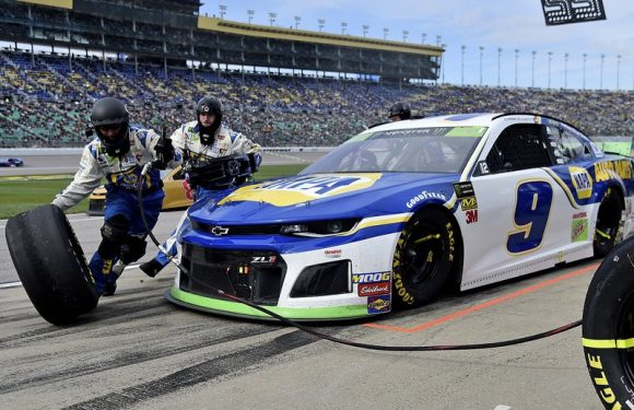 Chevrolet working hard to get back to NASCAR prominence