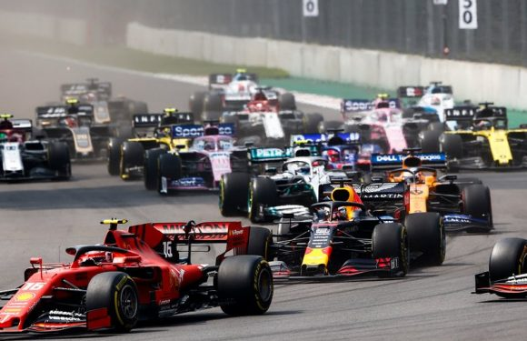 Formula 1 determined to go carbon neutral by 2030