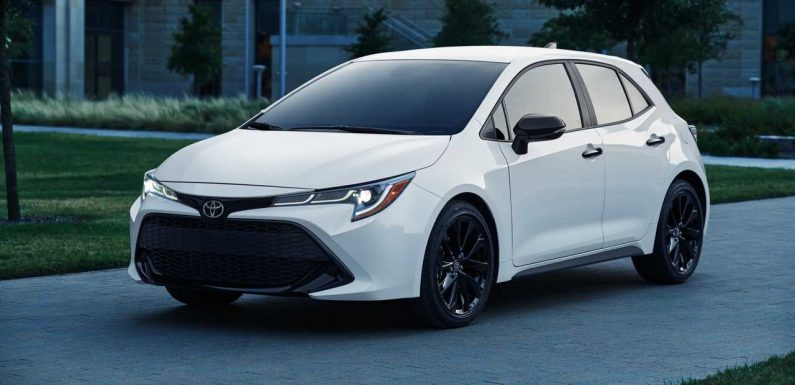 Toyota GR Corolla Hot Hatch Not Happening Anytime Soon