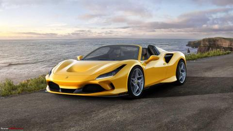 Ferrari's revenue & profit rise in a tough market