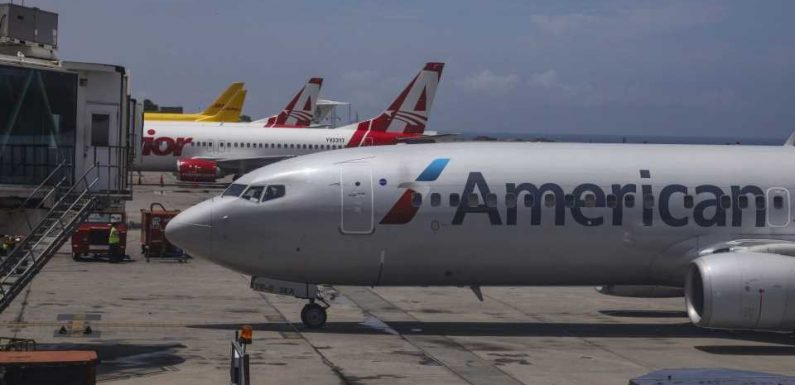 American Airlines Passengers Hospitalized With Mysterious Illness After Landing in Boston