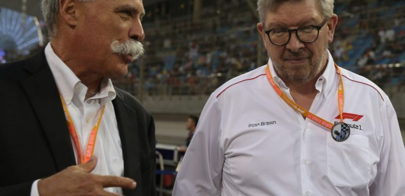 Ross Brawn wants ability to block rules gone from 2021