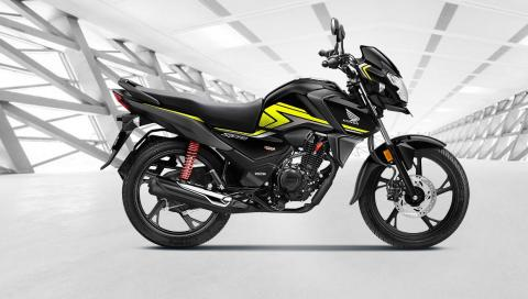Honda SP 125 BS6 launched at Rs. 72,900