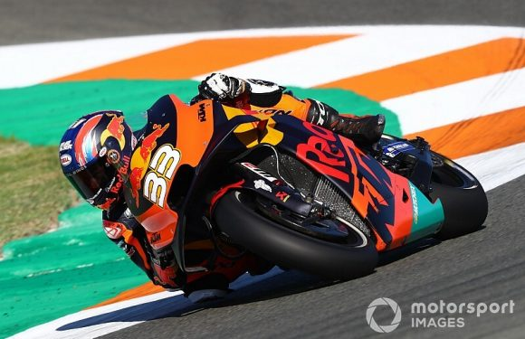 Binder was 'lost' on KTM before following Pedrosa