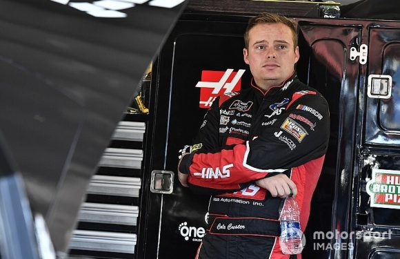 Stewart-Haas confirms Cole Custer's promotion to Cup