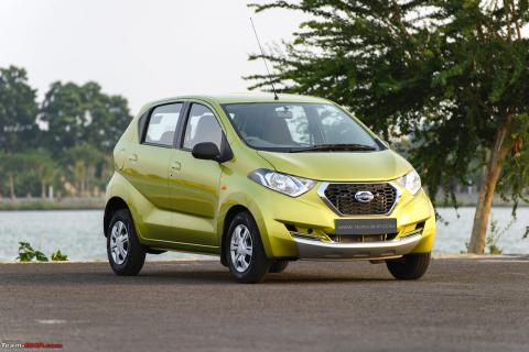 Datsun Redi-GO: Big updates coming in early 2020