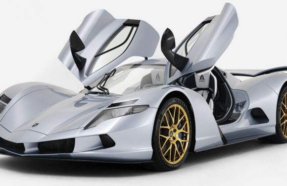 Aspark Owl Is a 1984-HP Electric Hypercar Claimed to Hit 60 MPH in 1.7 Seconds