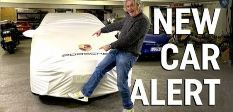 James May Has Bought Yet Another New Car