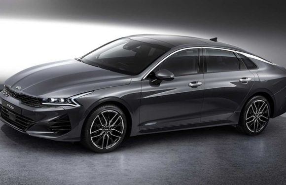 2021 Kia Optima Revealed For South Korea