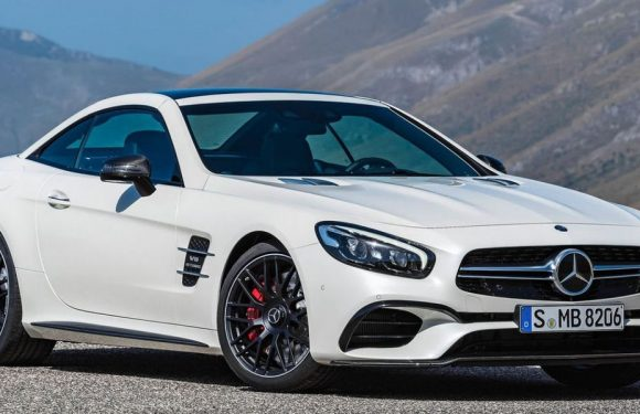 The Mercedes-AMG SL 63 Is Dead