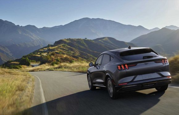 The Ford Mustang Mach-E Is Not Built For Sustained Track Performance
