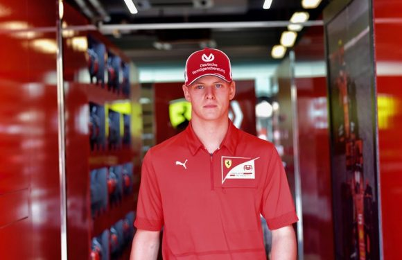 Mick Schumacher plans on coming to F1 in 2021