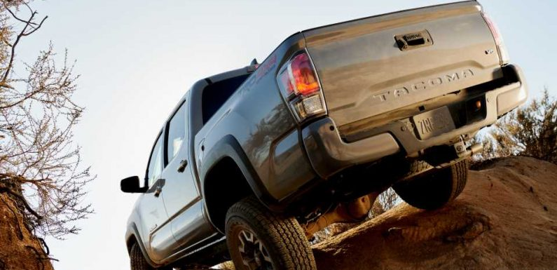 Thieves Are Stealing Toyota Tacoma Pickup Truck Tailgates Like Mad in Hawaii