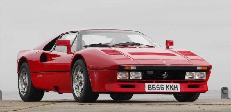 Multimillion-Dollar 1985 Ferrari 288 GTO Stolen From Owner During Test Drive Gone Wrong