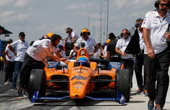 McLaren, Fernando Alonso Might Not Race the Indy 500 After All