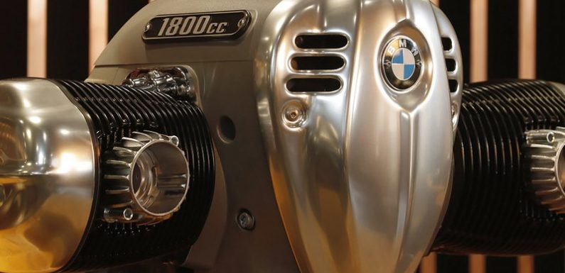 BMW Motorrad's 'Big Boxer' is an art deco behemoth