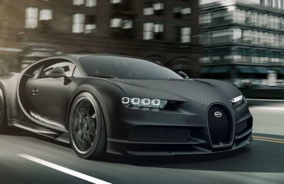 Bugatti Chiron Noire Is a Budget Version of the World's Most Expensive New Car